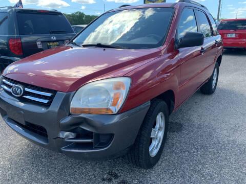 2008 Kia Sportage for sale at 51 Auto Sales Ltd in Portage WI