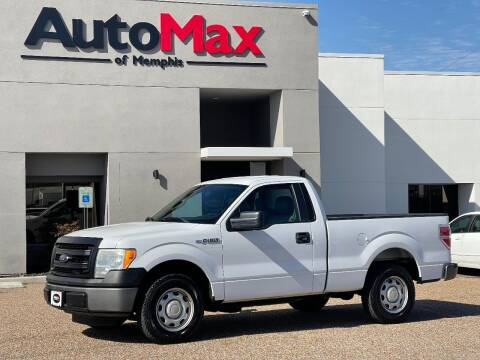2014 Ford F-150 for sale at AutoMax of Memphis - V Brothers in Memphis TN