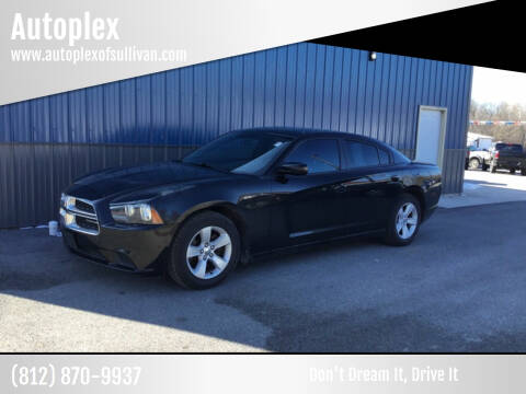 2013 Dodge Charger for sale at Autoplex in Sullivan IN