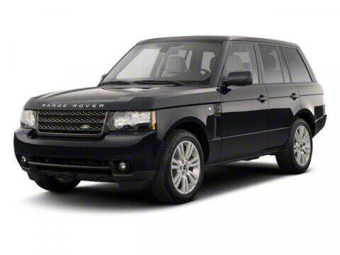 2012 Land Rover Range Rover for sale at Millennium Auto Sales in Kennewick WA