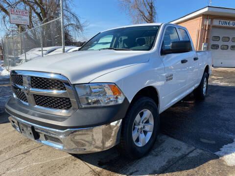 2017 RAM Ram Pickup 1500 for sale at Seaview Motors and Repair LLC in Bridgeport CT