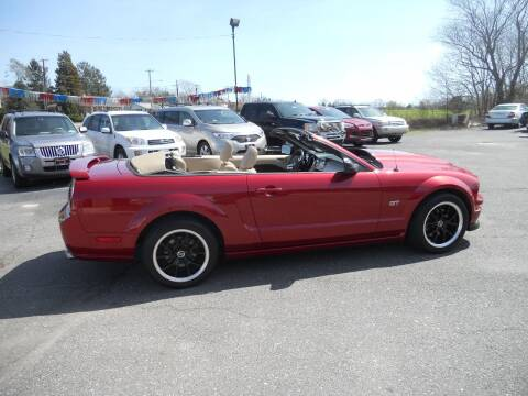 2006 Ford Mustang for sale at All Cars and Trucks in Buena NJ