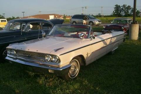 1963 Ford Galaxie for sale at Classic Car Deals in Cadillac MI