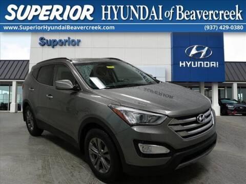 2014 Hyundai Santa Fe Sport for sale at Superior Hyundai of Beaver Creek in Beavercreek OH