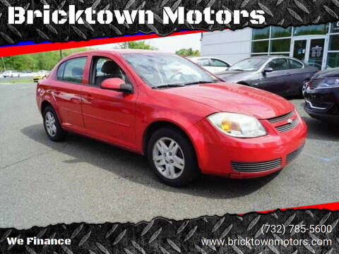 2005 Chevrolet Cobalt for sale at Bricktown Motors in Brick NJ