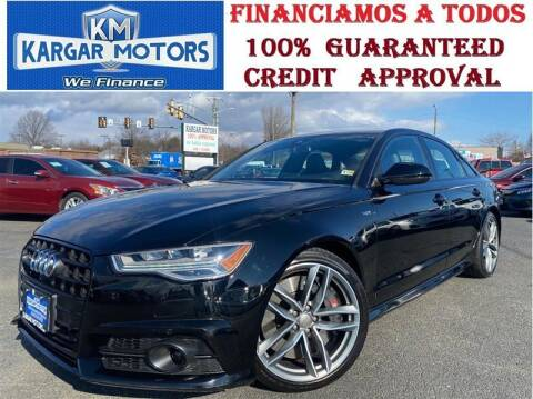 2017 Audi S6 for sale at Kargar Motors of Manassas in Manassas VA
