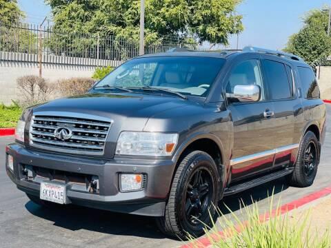 2009 Infiniti QX56 for sale at United Star Motors in Sacramento CA