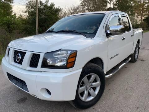 2012 Nissan Titan for sale at Next Autogas Auto Sales in Jacksonville FL