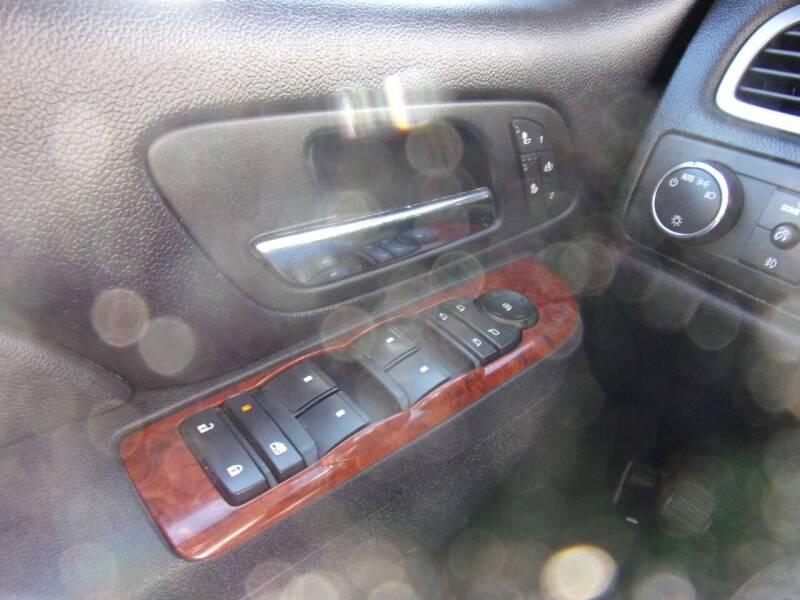 2010 Chevrolet Silverado 1500 4x4 LTZ 4dr Crew Cab 5.8 ft. SB - Wisner NE