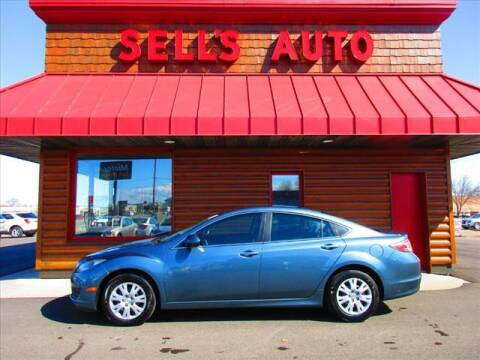 2013 Mazda MAZDA6 for sale at Sells Auto INC in Saint Cloud MN