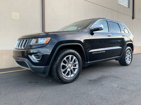 2014 Jeep Grand Cherokee for sale at International Auto Sales in Hasbrouck Heights NJ
