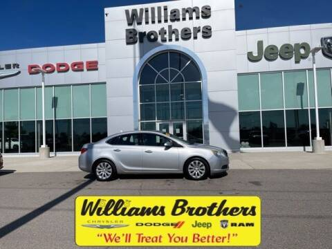 2012 Buick Verano for sale at Williams Brothers - Pre-Owned Monroe in Monroe MI