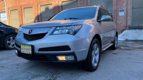 2011 Acura MDX for sale at Rocky's Auto Sales in Worcester MA