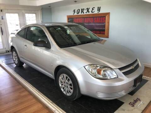 2009 Chevrolet Cobalt for sale at Forkey Auto & Trailer Sales in La Fargeville NY
