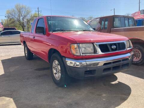 2000 Nissan Frontier for sale at Used Car City in Tulsa OK