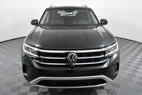 2021 Volkswagen Atlas for sale at Southern Auto Solutions - Georgia Car Finder - Southern Auto Solutions-Jim Ellis Volkswagen Atlan in Marietta GA