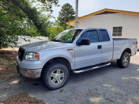 2007 Ford F-150 for sale at PIRATE AUTO SALES in Greenville NC