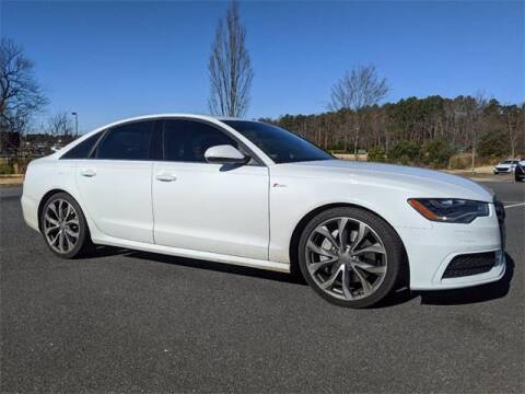 2013 Audi A6 for sale at CU Carfinders in Norcross GA
