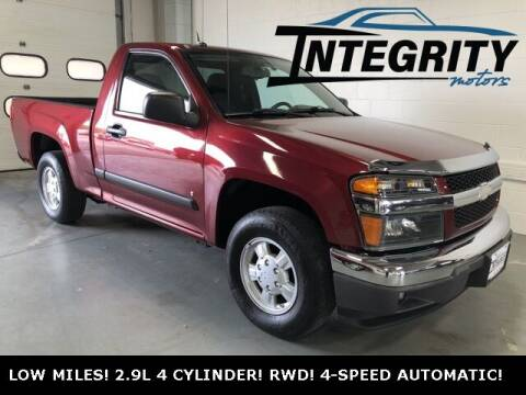 2008 Chevrolet Colorado for sale at Integrity Motors, Inc. in Fond Du Lac WI