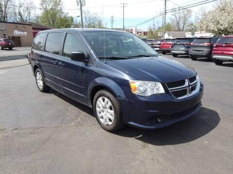 2014 Dodge Grand Caravan for sale at RS Motors in Falconer NY