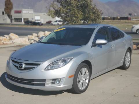 2010 Mazda MAZDA6 for sale at FRESH TREAD AUTO LLC in Springville UT