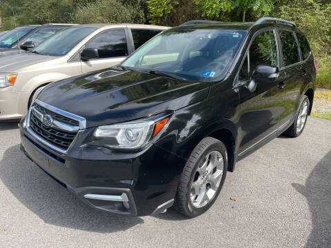 2018 Subaru Forester for sale at Turner's Inc in Weston WV