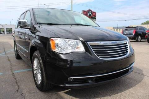 2015 Chrysler Town and Country for sale at B & B Car Co Inc. in Clinton Township MI