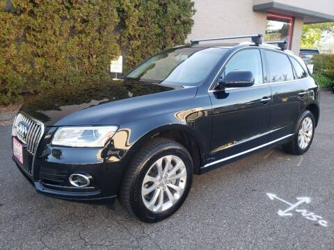 2016 Audi Q5 for sale at Painlessautos.com in Bellevue WA