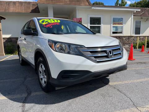 2014 Honda CR-V for sale at Hola Auto Sales Doraville in Doraville GA