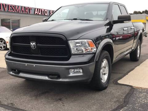 2011 RAM Ram Pickup 1500 for sale at DriveSmart Auto Sales in West Chester OH