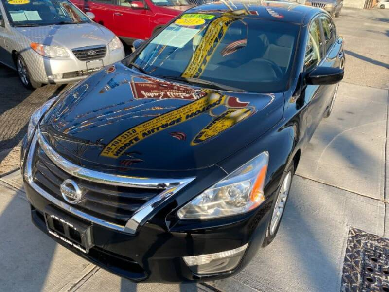 2013 Nissan Altima for sale at Middle Village Motors in Middle Village NY