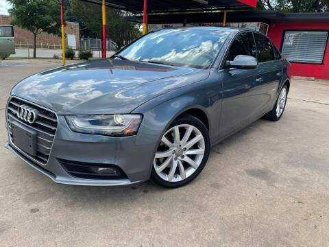 2013 Audi A4 for sale at Cash Car Outlet in Mckinney TX
