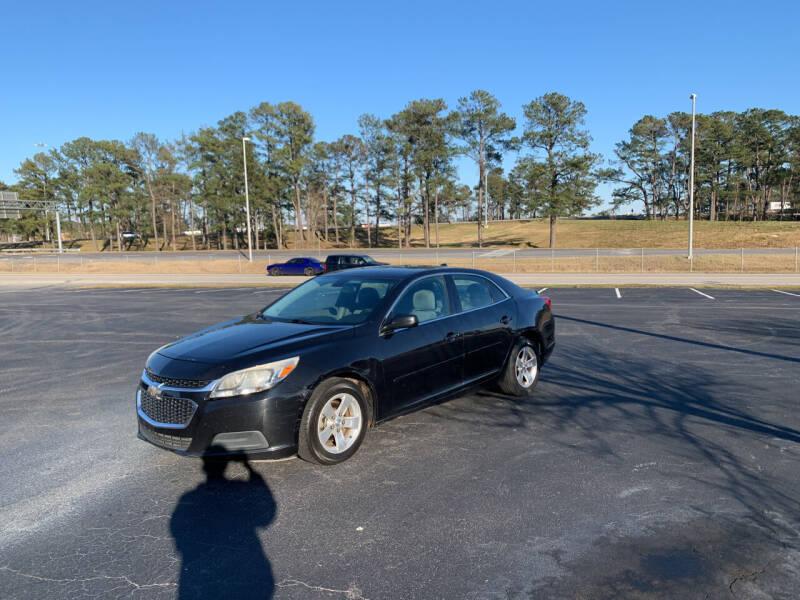 2014 Chevrolet Malibu for sale at SELECT AUTO SALES in Mobile AL
