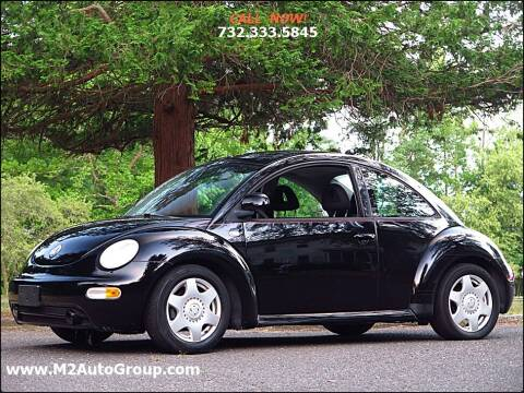 2000 Volkswagen New Beetle for sale at M2 Auto Group Llc. EAST BRUNSWICK in East Brunswick NJ