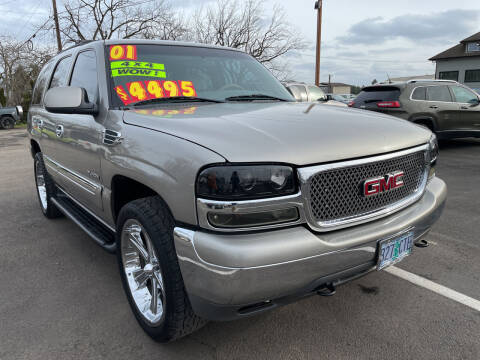 2001 GMC Yukon for sale at Low Price Auto and Truck Sales, LLC in Brooks OR