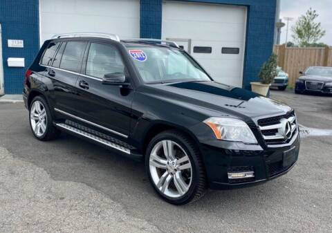 2012 Mercedes-Benz GLK for sale at Saugus Auto Mall in Saugus MA