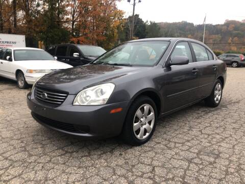 2006 Kia Optima for sale at Used Cars 4 You in Serving NY