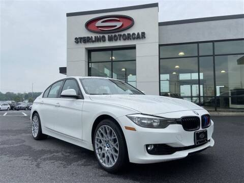 2015 BMW 3 Series for sale at Sterling Motorcar in Ephrata PA