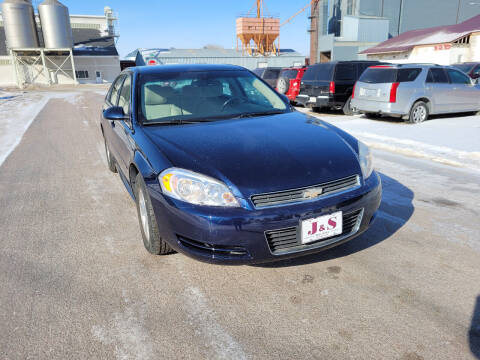 2010 Chevrolet Impala for sale at J & S Auto Sales in Thompson ND