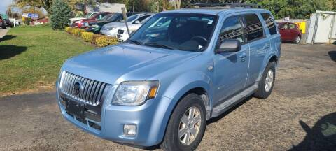 2008 Mercury Mariner for sale at Steve's Auto Sales in Madison WI