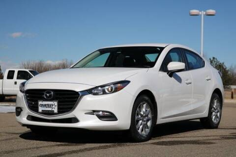 2018 Mazda MAZDA3 for sale at COURTESY MAZDA in Longmont CO