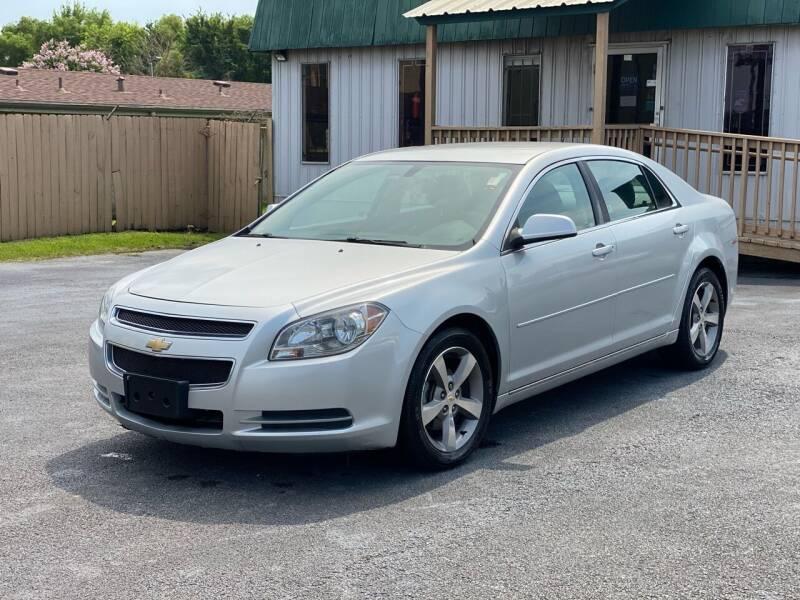 2011 Chevrolet Malibu for sale at ASTRO MOTORS in Houston TX