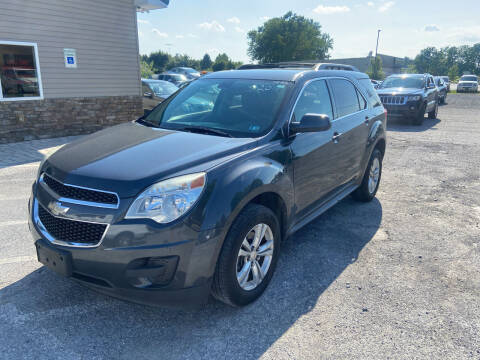 2011 Chevrolet Equinox for sale at US5 Auto Sales in Shippensburg PA