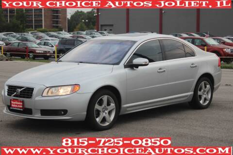 2008 Volvo S80 for sale at Your Choice Autos - Joliet in Joliet IL