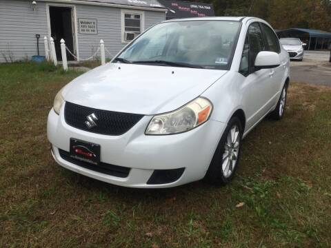 2011 Suzuki SX4 for sale at Manny's Auto Sales in Winslow NJ