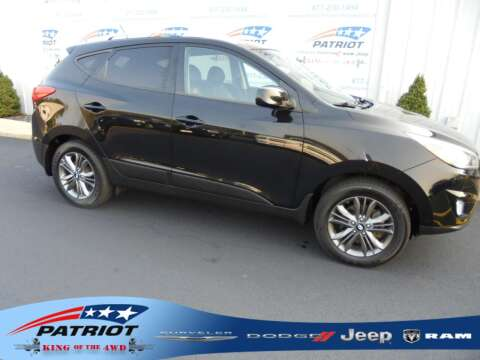 2015 Hyundai Tucson for sale at PATRIOT CHRYSLER DODGE JEEP RAM in Oakland MD