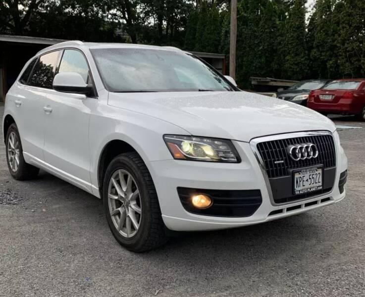 2012 Audi Q5 for sale at Kingz Auto Sales in Avenel NJ