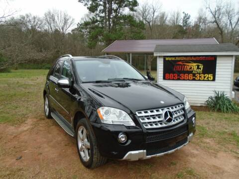 2010 Mercedes-Benz M-Class for sale at Hot Deals Auto LLC in Rock Hill SC