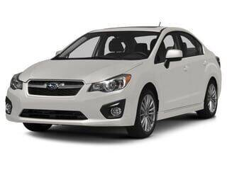 2014 Subaru Impreza for sale at SULLIVAN MOTOR COMPANY INC. in Mesa AZ