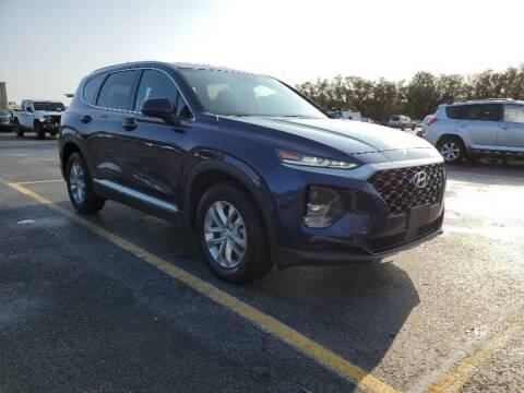 2019 Hyundai Santa Fe for sale at Gulf Financial Solutions Inc DBA GFS Autos in Panama City Beach FL